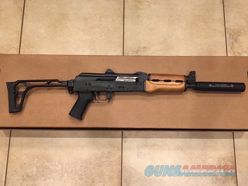 Yugo M92 Krinkov AK-47 7 62x39mm Side Folder