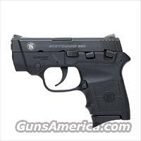 Smith & Wesson Bodyguard .380 pistol  W/ LASER