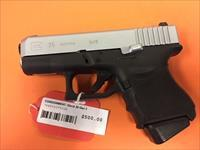 Glock 26 Gen 3 Aro-Tek modified, near-mint, night sights, police trade-in
