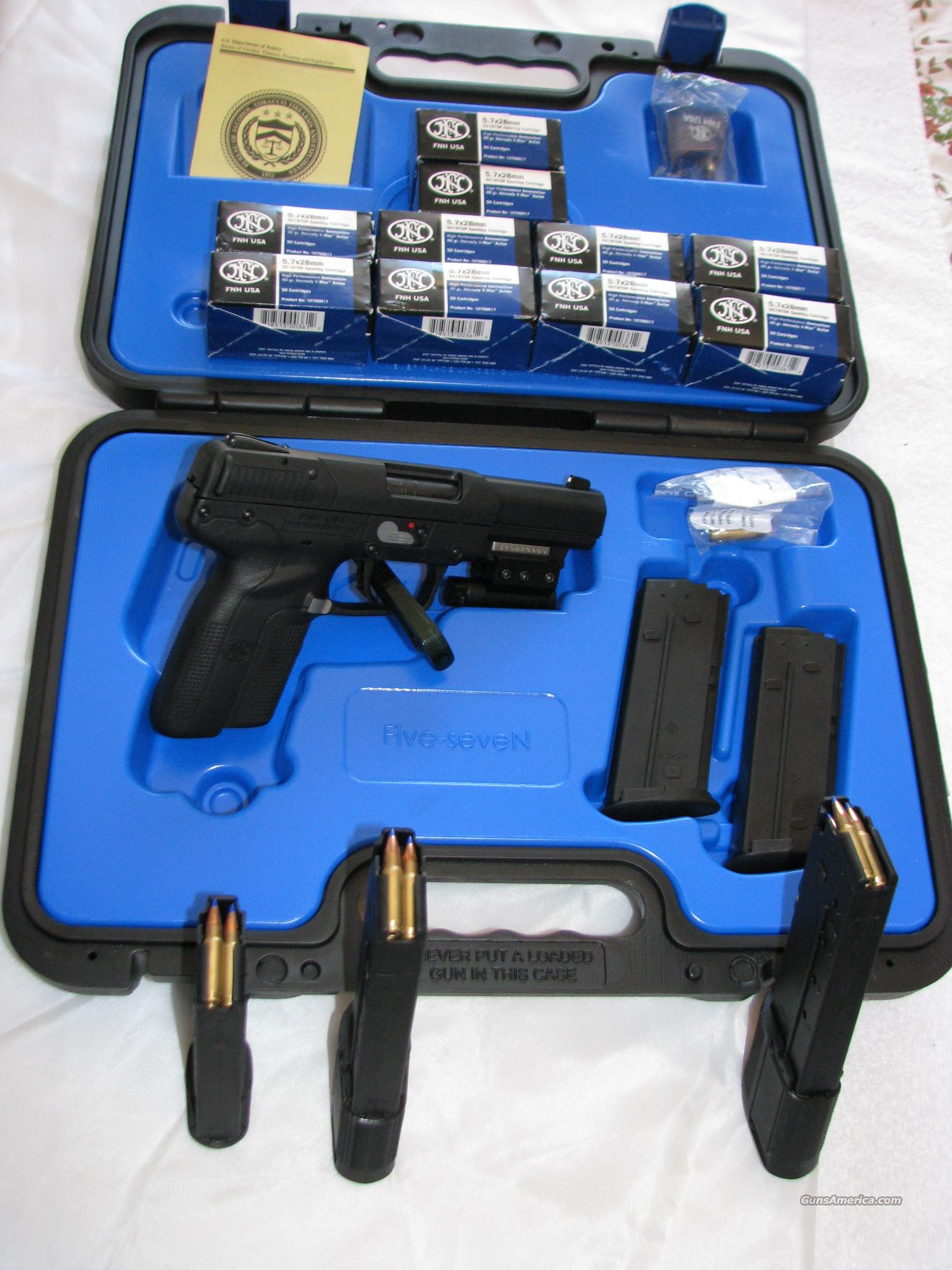Promag Magazine Fn Five Seven 5 7x28mm Fn 30 Ro For Sale
