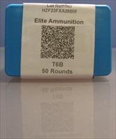Elite Ammunition T6B 50rd. 5.7x28mm / Refund Promo-Free Ship & No CC Fees