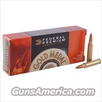 Federal Gold Medal 69gr 223 Rem. Match/200rds.