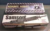 "Adams Arms Mid Length Piston Kit with Samson Mid Length 9""EX EVO handguard upgrade/ SALE"