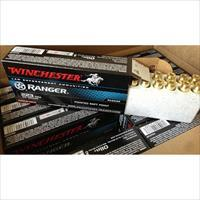 WINCHESTER RANGER 223 REMINGTON 64 GRAIN POINTED SOFT POINT - RA223R