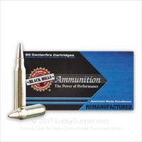 Black Hills Remanufactured 223R6, 223 Remington, Heavy Match HP, 75 GR