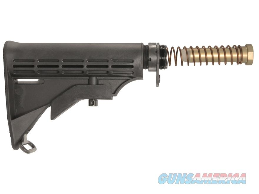 UTG PRO Mil-Spec Stock Assembly/BLK-w/Blackhawk Storm Single Point QD Sling/ Special