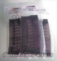 Lancer L5 20rd Translucent mag. 3 pack/FREE SHIP
