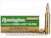 Remmington Core-Lokt Ultra 223 62gr/200rds/ FREE SHIP & NO CC FEES