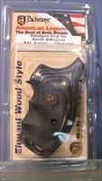 "Pachmayr American Legend S&W Revolvers ""K&L"" Frame,""Charcoal Silvertone"""