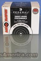 Federal AutoMatch 22 LR 325rds/ Ruger BX-25x2 mag