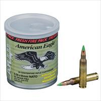 Federal American Eagle 5.56 Ammo NATO XM855 62 Grain FMJ 30 Rounds Fresh Fire