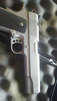 KIMBER STAINLESS CUSTOM