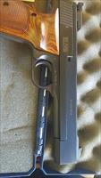 SMITH & WESSON 22 LR  MODEL 41