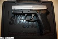 Sig Sauer SP2022 9MM TWO TONE