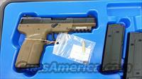 FN Five Seven Pistol 5.7x28mm FDE FNH 5.7