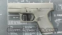 "Glock 42 .380 ACP 3.25"" Barrel Black UI4250201"