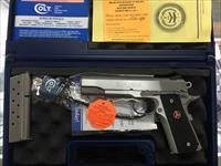 Colt 1911 Government Delta Elite 10mm NIB O2020XE
