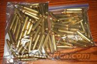 300 rum brass, Remington ultra mag, 110  once fired cases