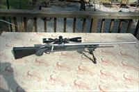 "Remington 700 VSF Stainless 26"" Heavy Fluted 308"