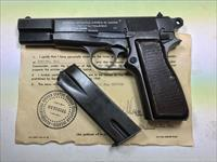 FN BROWNING 1935 HI POWER NAZI GROUPING