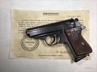 NAZI WALTHER PPK HONOR GRIPS GROUPING @@RARE@@