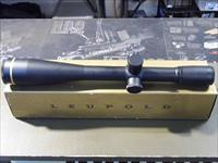 Leupold Competition Rifle Scopes 45 X 45 TRG. RETICLE (1/8 MOA DOT)