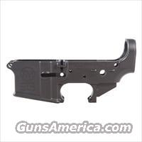 Tactical Machining AR15 Stripped Lower Receiver, Mil-Spec
