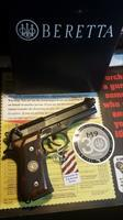 NEW BERETTA M9 30 YEAR ANNIVERSARY ARMED FORCES LIMITED EDITION/1 OF 2015