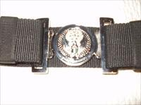 UNITED ARAB EMIRATES DRESS BELT AND BUCKLE, NEW.