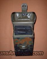 HK, G3 FLECKTARN DUAL MAG POUCH, with 2 NEW 20 Round HK MAGS
