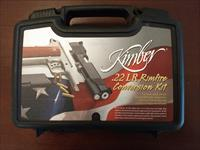 Kimber 1911 .22 LR Rimfire Conversion Kit, SS Finish