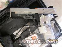 Brand New Sig Sauer P226 Platinum Elite 9mm
