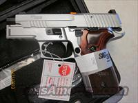 Sig Sauer P229 Elite Stainless SS 9mm 10 Rd or 15 Rd. NIB
