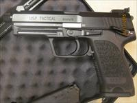 Rare Heckler & Koch H&K HK USP Tactical 9mm NIB