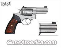 Ruger GP100 Wiley Clapp Talo Stainless 357 ***COLLECTORS***
