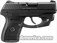 Ruger LC9 (Compact 9MM Pistol) W/ LaserMax Laser