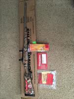 Savage Model 116 Bear Hunter .338 Win Mag Camo & Stainless w/Muzzle Brake 19152