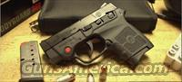 S&W M&P BODYGUARD 380ACP 380 CRIMSON TRACE LASER NEW RELEASED
