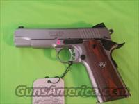 RUGER SR1911 COMMANDER CMD 45 ACP 4.25 STAINLESS 6702