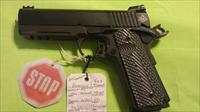"ARMSCOR ROCK ISLAND 2011 45ACP 1911 8RD 4.25"" VZ GRIP"