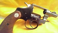 Colt Detective Special .32 np (32 sw long) 95-98% condition