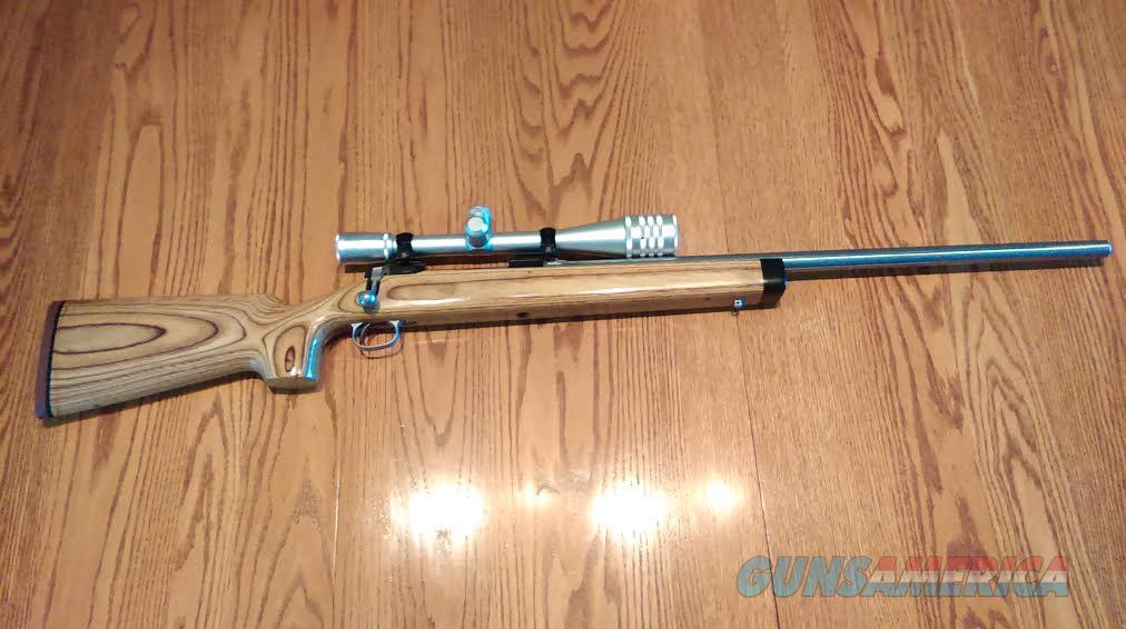 Savage Model 112,  220 Swift caliber, used