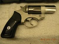 "RUGER SP101, .357MAG, 2.25"", STAINLESS,  NO RESERVE, FREE LAYAWAY"