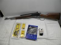 "MARLIN 1895GS .45/70 18.5"" STAINLESS WALNUT (USED)"
