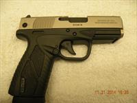 BERSA BP, 9MM, 8SHOT, DUOTONE, NO RESERVE, FREE LAYAWAY