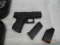 GLOCK 43, 9MM, 6 SHOT, NO RESERVE,  FREE LAYAWAY