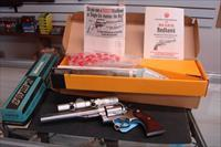 Ruger Redhawk .41 Magnum w/Scope