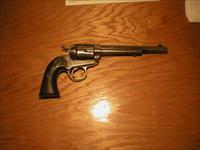 "COLT 1st Generation BISLEY REVOLVER, 1906 Made, 38 WCF, With Rare 7.5"" Barrel"