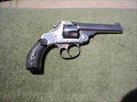 Smith & Wesson Double Action Fourth Model Revolver