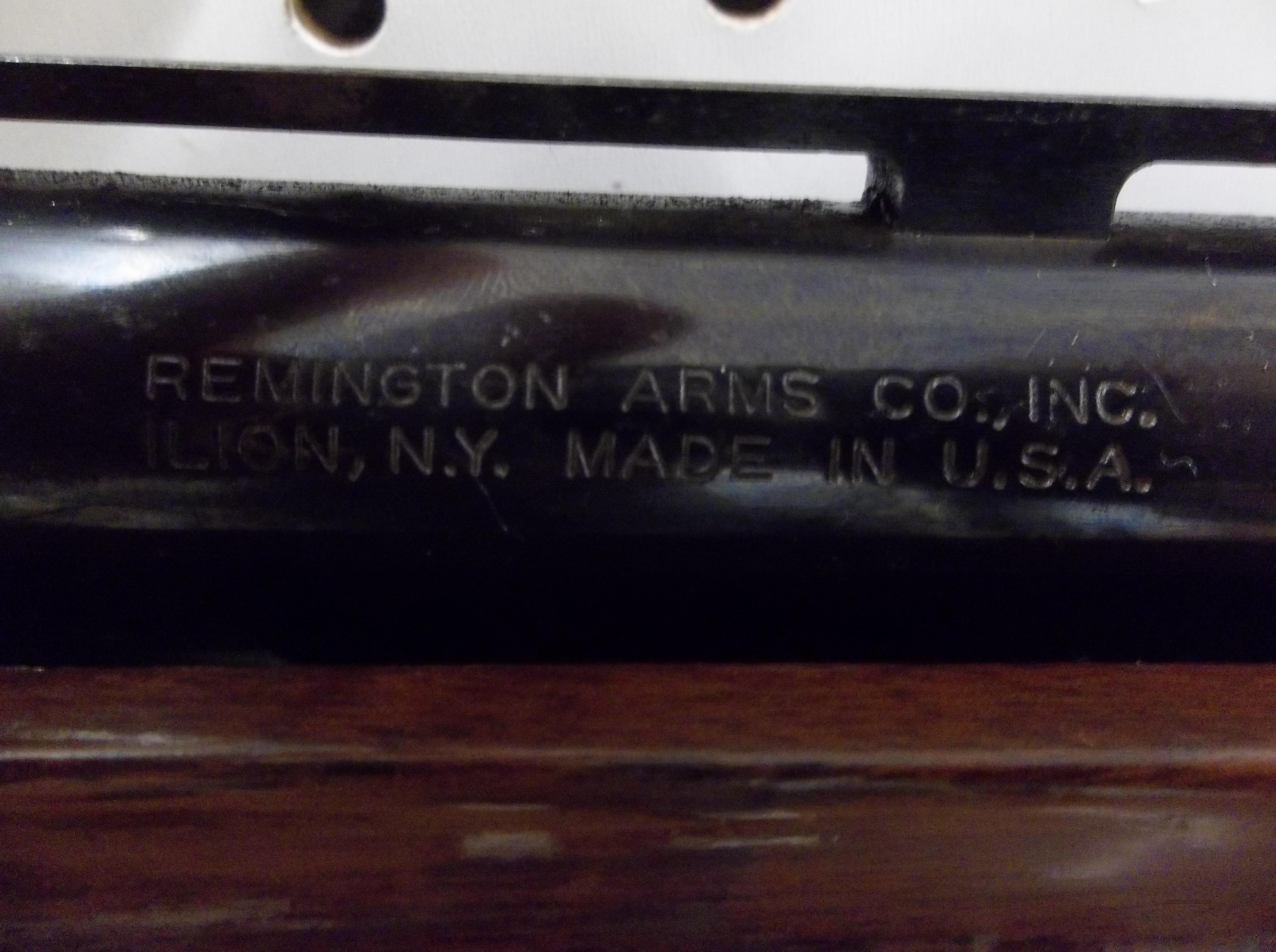 Remington 870 Wingmaster Boy Scout 2010 National Jamboree 20 ga.